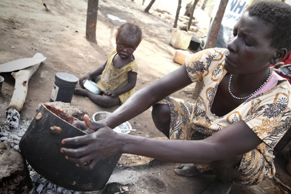 South Sudan Maban county Upper Nile State