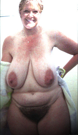 over 50 saggy tits