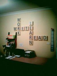 bedroom wall on Tumblr