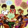 Poor tavros cand karkat too mommy
