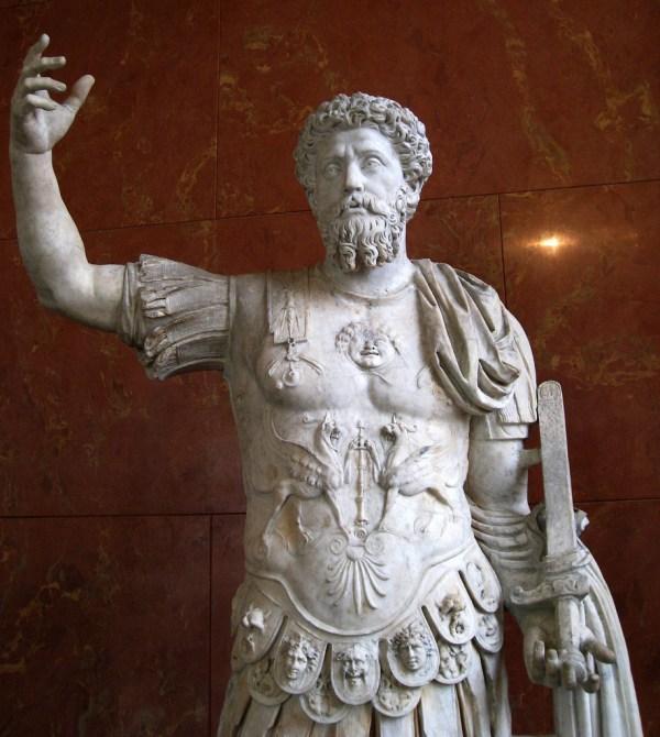 Sculptures Ancient Roman Marcus Aurelius