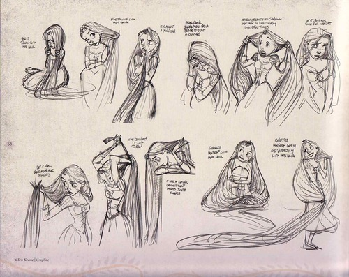 The Art Of Tangled • Ourdeathswillstopnothing: Concept Art