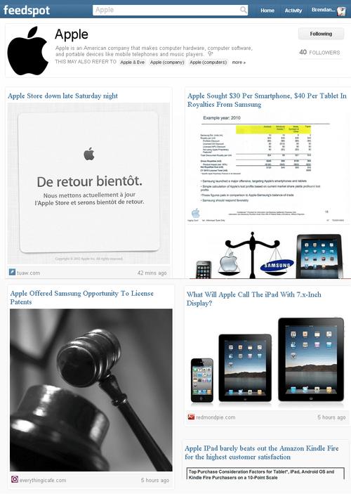 http://feedspot.com/Apple