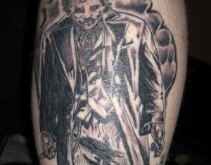 Scary Tattoo Designs