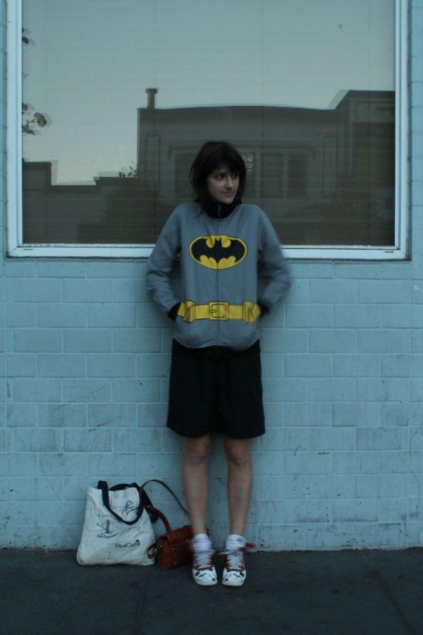 Admire - Batman Shirt Hannah