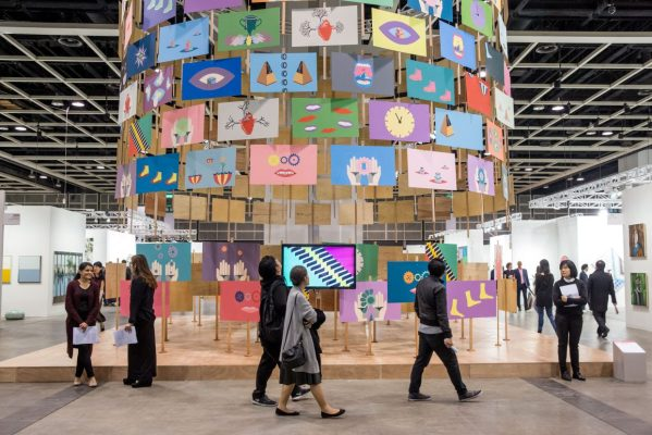 Chinese Artists Recognized Role In Luxury Marketing Jing Daily