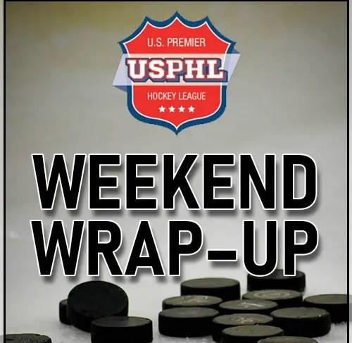USPHL Weekend Recap