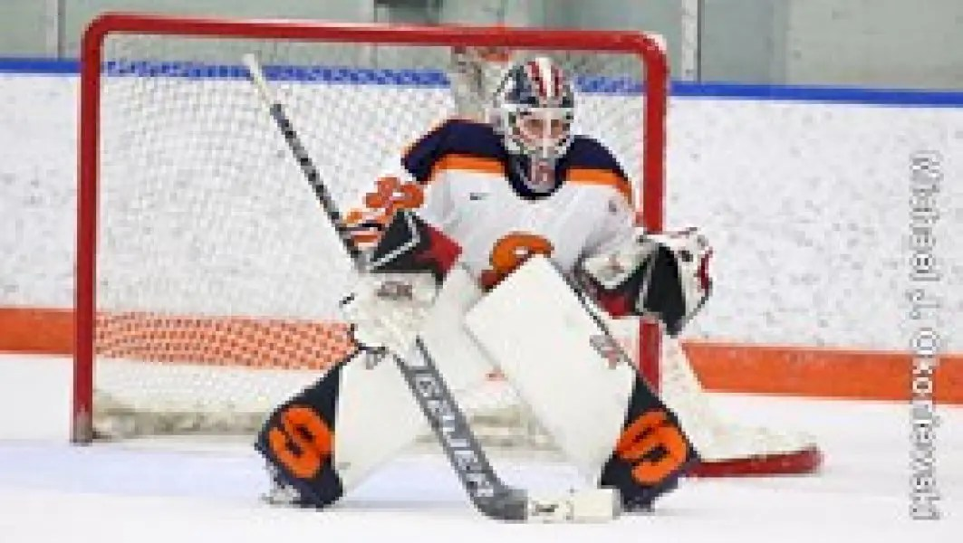 desmet-recognized-as-cha-goaltender-of-the-week