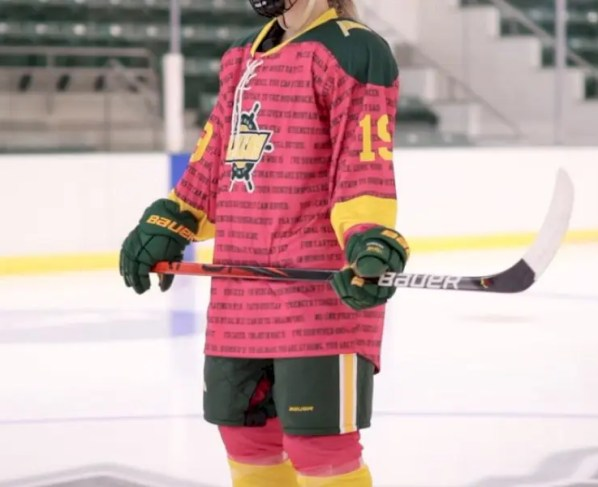 women's-ice-hockey-pink-the-rink-jersey-reveal