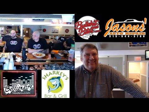 BullshitandBites.com 12-12-2018 LIVE  (Sharke's Bar & Grill)