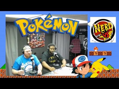 Nerd VS (Pokemon) 10-140-2018