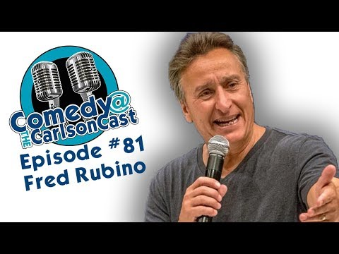 Episode #81 Fred Rubino