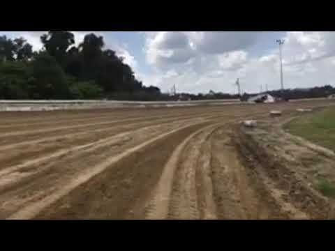 Live!!! Bubba on skid steer