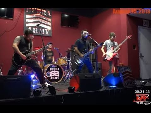 Unsigned Band Broken Silence on the Bubba The Love Sponge®️ Show