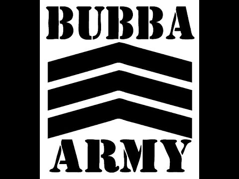 Bubba Unsponged 10-9-2019