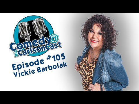 Episode #105 Vickie Barbolak