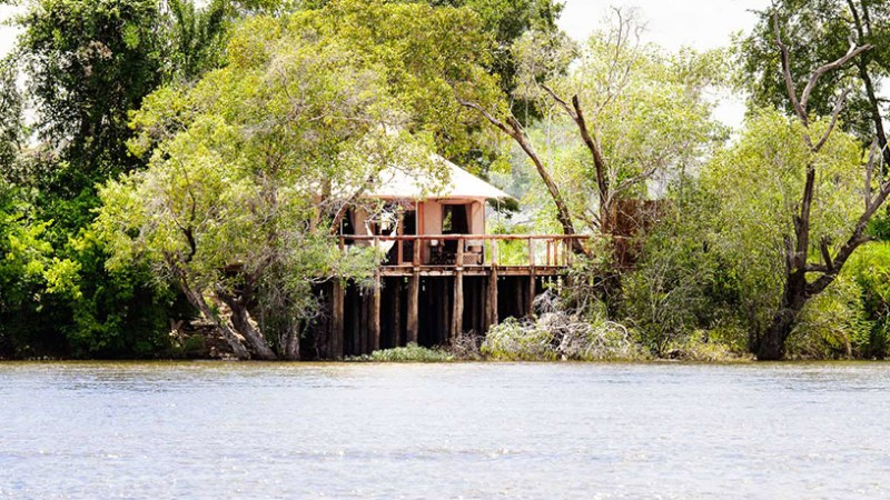 ZAMBIA – Ila Safari Lodge, Kafue National Park