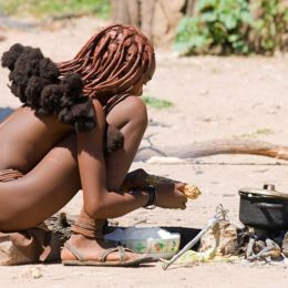 Himba people-Namibia