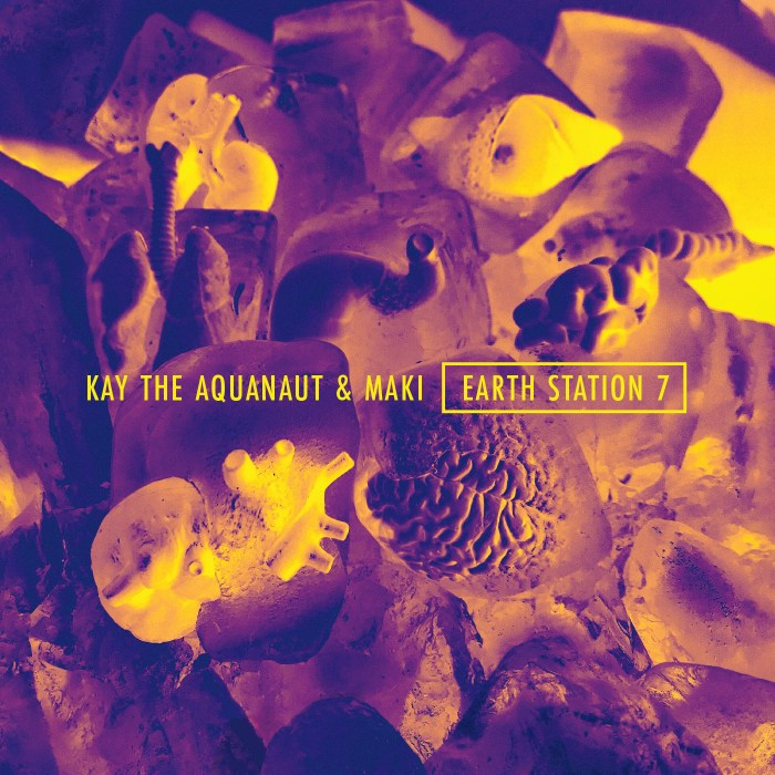 Kay the Aquanaut & Maki - Earth Station 7