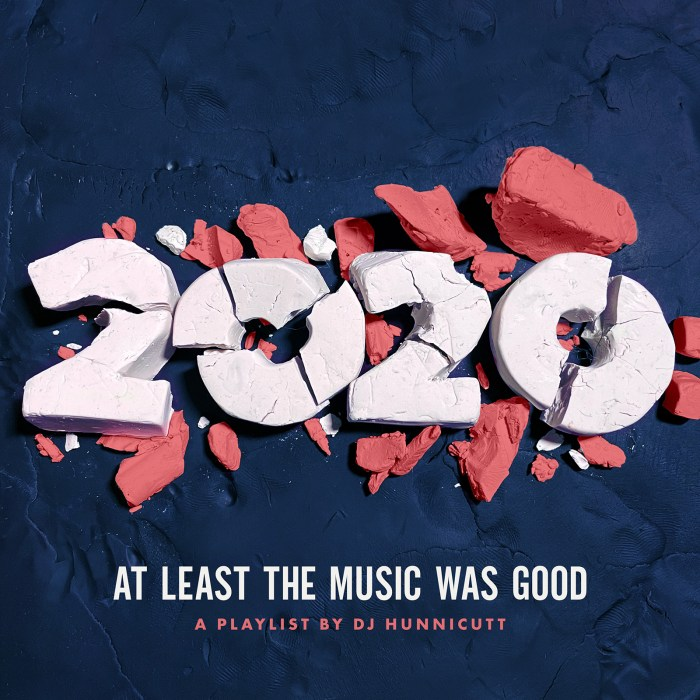 2020: At Least the Music Was Good