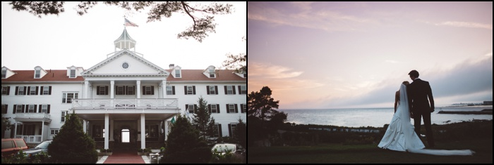 Kennebunkport Wedding Colony Hotel