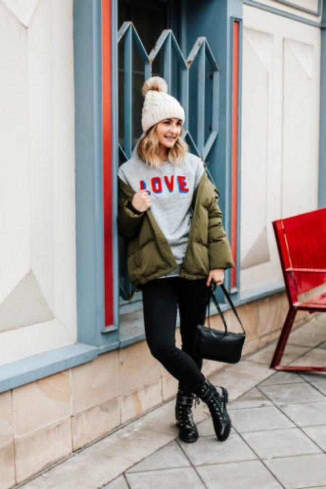 Puffer Jackets   Charmed by Camille