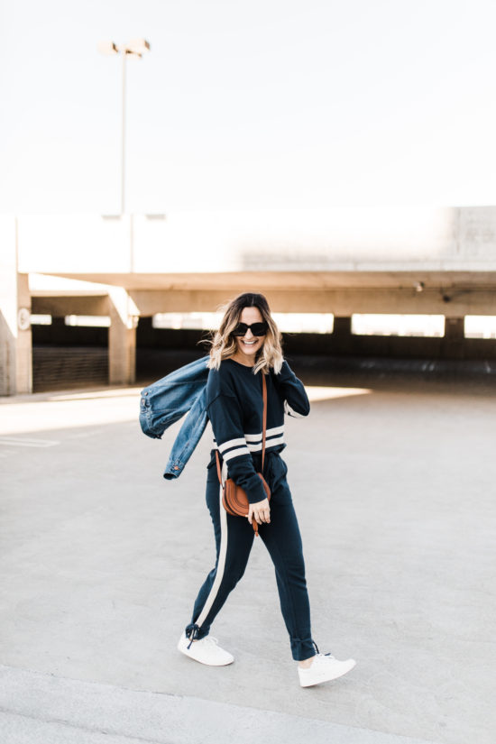 Matching Sweatpants Set | Charmed by Camille