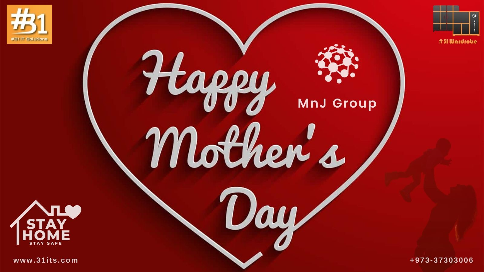Mothers Day - #31 IT SOlutions