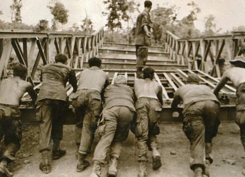 31st Engineer Battalion Cambodian Incursion 1970
