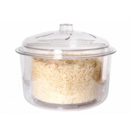 microwave rice and vegetable steamer 12 99