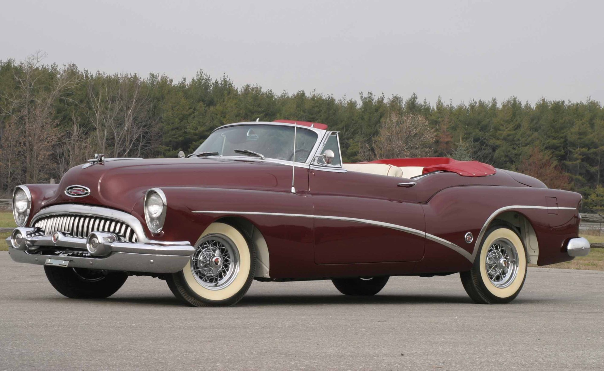 hight resolution of 53 buick tourback sedan