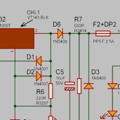 Plug Power Q2 Wiring Diagram For Furnace Blower Motor 14.4v Charger Circuit Lead-acid Batteries Lm350t - Electronics Projects Circuits