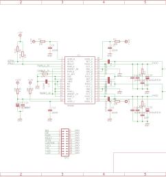drv8402 schematic dual full bridge pwm motor driver 120x120 dspic30f2010 pwm motor driver circuit drv8402 [ 1545 x 1065 Pixel ]