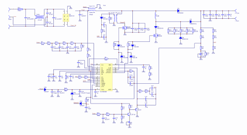 small resolution of 1000w pfc circuit schematic uc3855