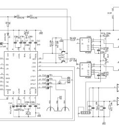 pt2317 preamplifier circuit schematic 120x120 pt2317b digital preamp circuit  [ 1476 x 890 Pixel ]