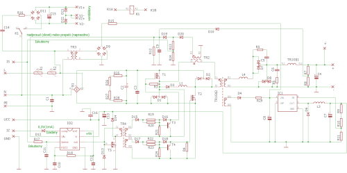 small resolution of switchmode charger smps schematic