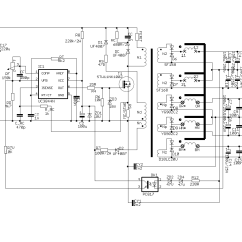 Smps Schematic Diagram E46 M3 Abs Wiring 2x100v 500w Audio Amplifier Power Supply