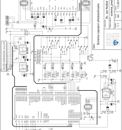 tda9859 circuit schematic 120x120 digital class d amplifier project tas5613 tda9859 atmega128 [ 1253 x 1761 Pixel ]