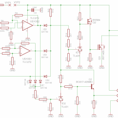 Smps Schematic Diagram Actuator Wiring 14.4v Li-ion Battery Pack Uc3844 Charger - Electronics Projects Circuits