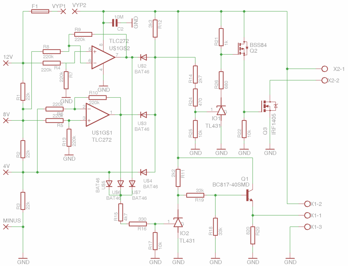 hight resolution of li ion 14 4v battery pack charger schematics