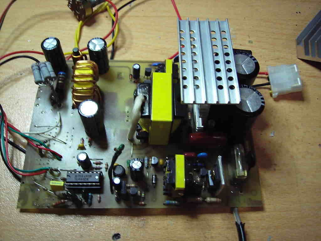 Lm4651 And Lm4652 170w Power Amplifier