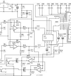 subwoofer cross over thumbnail gradual subwoofer bass filter circuit  [ 1600 x 1113 Pixel ]