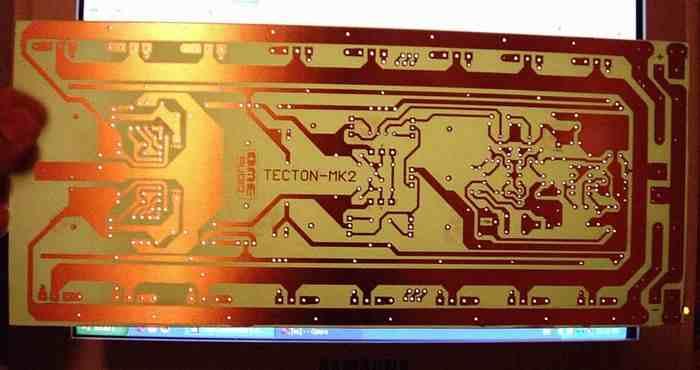 100w Audio Amplifier With Transistor Bdw83d Bdw84d Circuit Diagram
