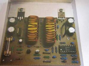 24V to 12V 10Amp DC DC Converter Circuit TL494