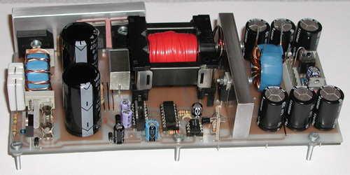 Regulated 220vac To 12vdc Power Supply Using Voltage Regulator