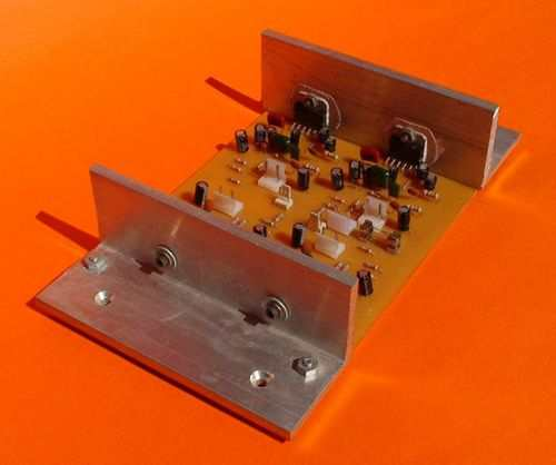 Bridge Integrated Power Amplifier Circuit Othercircuit Amplifier