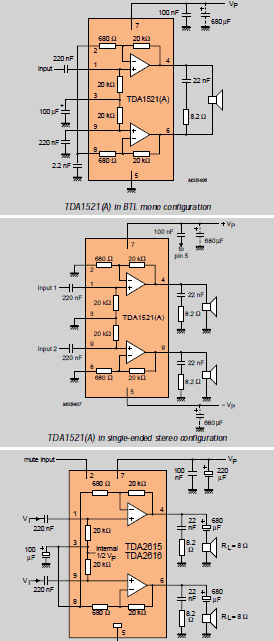 Tda Series Audio Amplifier Book