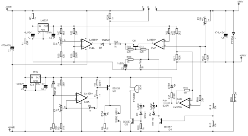 small resolution of regulator devresi power supply 150x150 30v adjustable 10a regulated power supply circuit