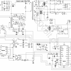 Atx Power Supply Wiring Diagram Three Way Electrical Switch Schematic Car Interior Design
