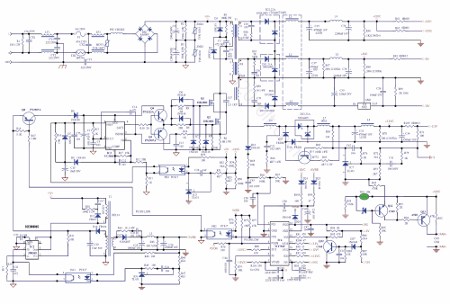 small resolution of 5v smps circuit smps diagram circuit circuit diagram of smps tl494 smps circuit atx smps circuit
